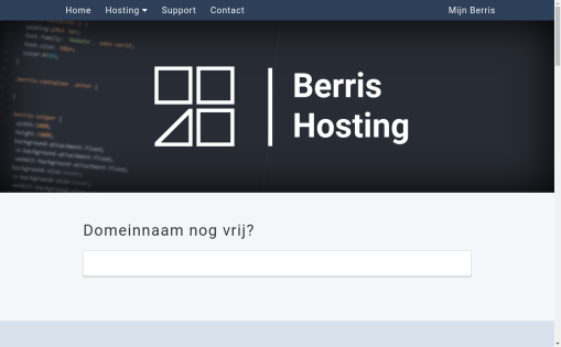 Berris Hosting