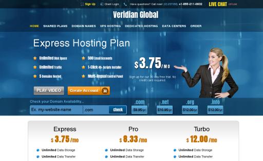 Veridian Global