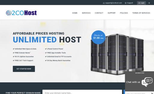 2CO Host