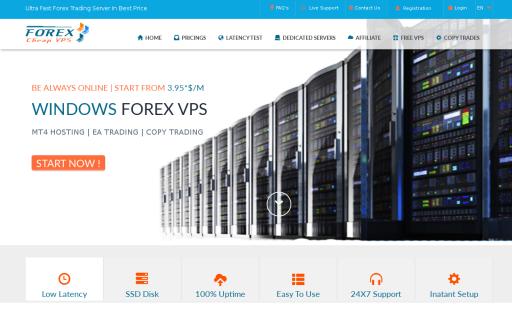 Forex Cheap VPS
