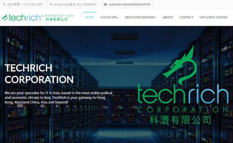 Techrich Corporation