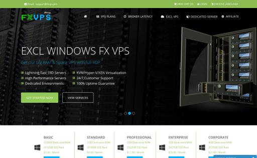 Ultra hosting forex vps