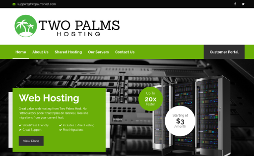 Two Palms Host