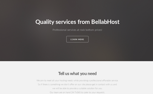BellabHost