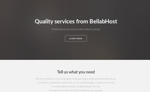 BellabHost