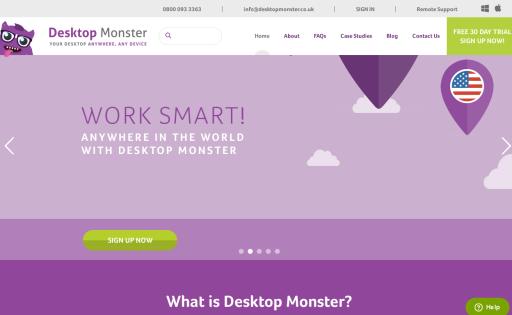 Desktop Monster