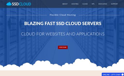 SSD Cloud