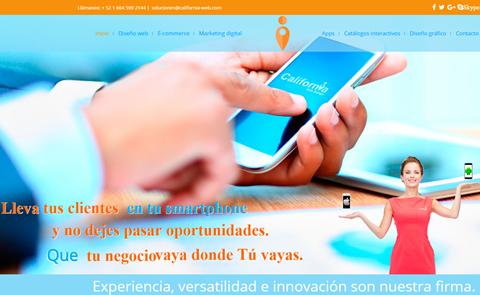 California Web Design