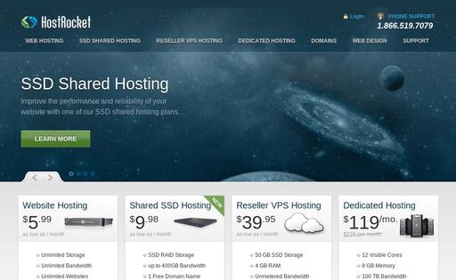 HostRocket.Com