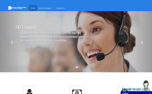 DigiBiz Web Hosting Service