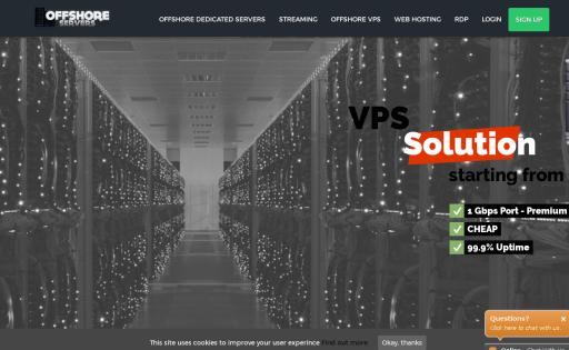 Offshore Servers