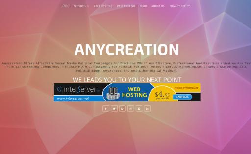 AnyCreation