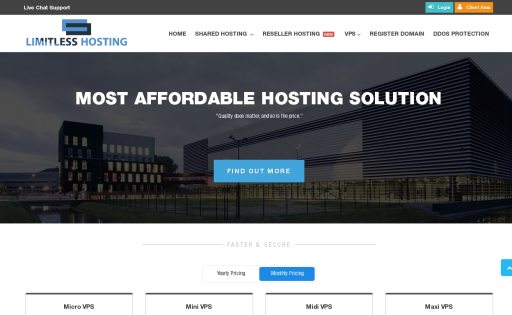 Limitless Hosting