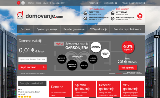 Domovanje.com