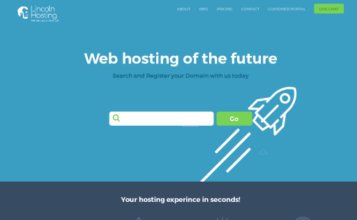 Lincoln Web Host