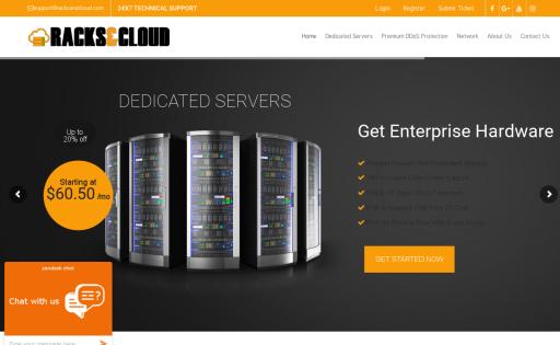 Racks&Cloud Hosting Solutions