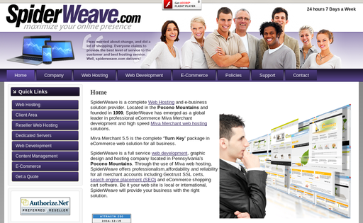 Spider Weave.com