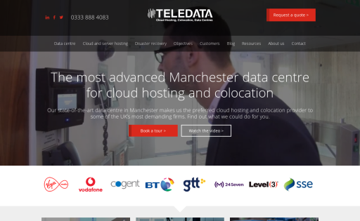 TeleData UK