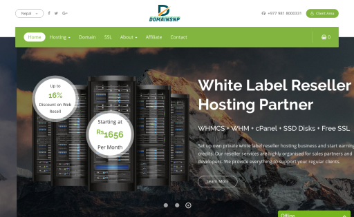 DomainsNp