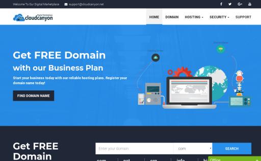 CloudCanyon Web Hosting