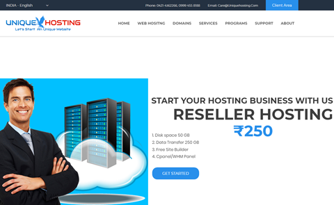 UNIQUE HOSTING PRIVATE LIMITED
