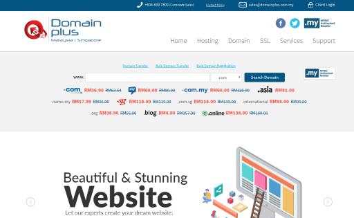 DomainPlus