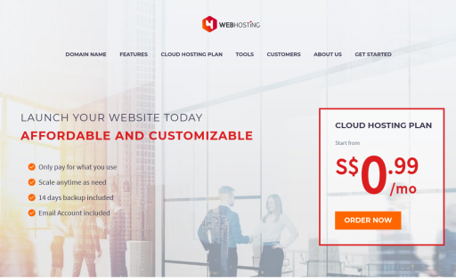 WebHosting.sg