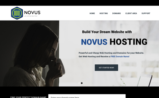 NOVUS HOSTING