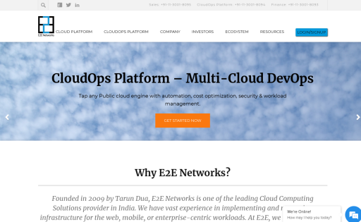 E2E Networks Limited