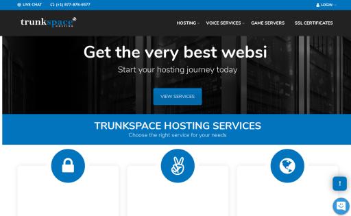 Trunkspace Hosting