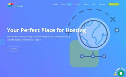 Yocta  Best Web Hosting Company