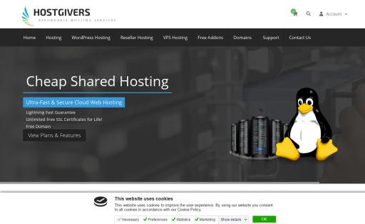 HostGivers