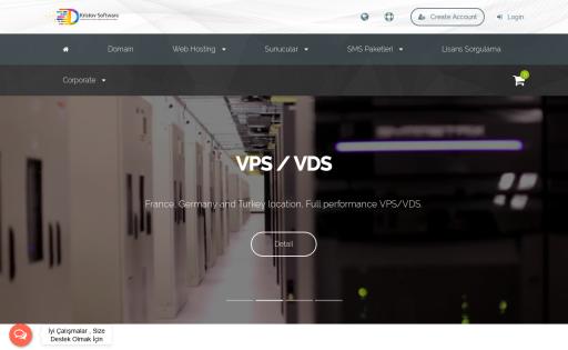 KSoftware Hosting & Server Services