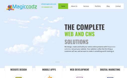 Magiccodz Web Solutions
