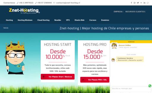 Znet-Hosting