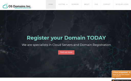 OS Domains Inc