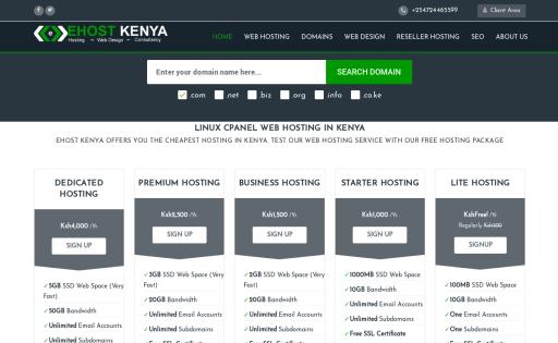 EHost Kenya