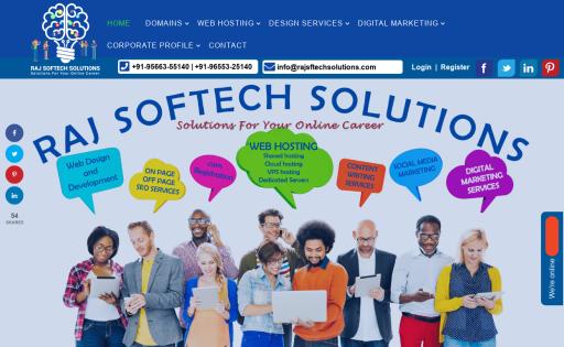 Raj Softech Solutions