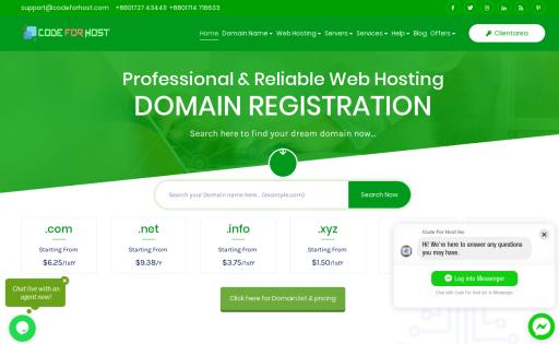 Code For Host