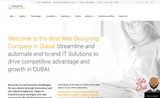 Daddy Cool Technologies Dubai