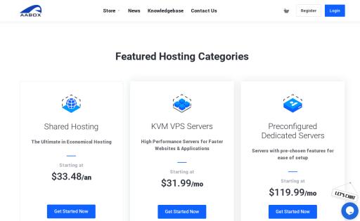 AABox Web Hosting