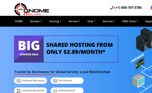 GNOME IT SOLUTIONS