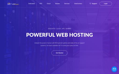 The Server Host