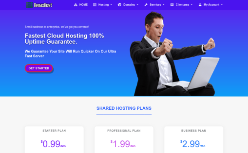 RemaxHost Limited