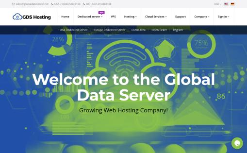 Global Data Server