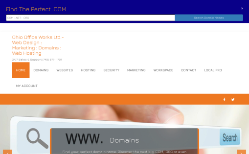 OOW Domains