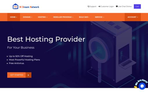 M Dream Network