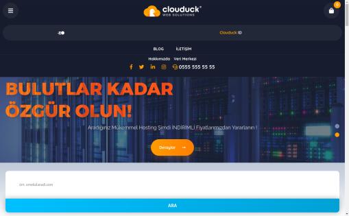 Clouduck