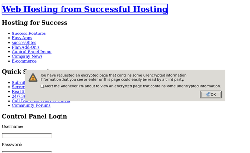 SuccessfulHosting.com