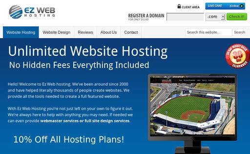Ez-Web-Hosting